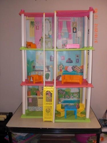 Barbie Townhouse, 70s