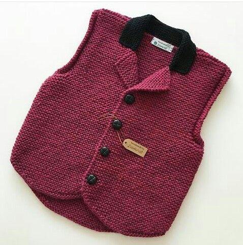 #örgü #bebek #yelek #crochet https://www.instagram.com/p/BXzmJbVh2kT/