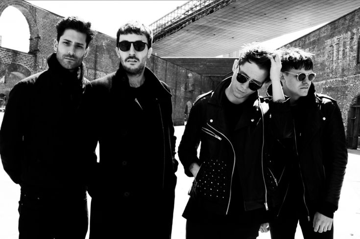 Lovelife Return For Tour with Capital Cities and The Neighbourhood
