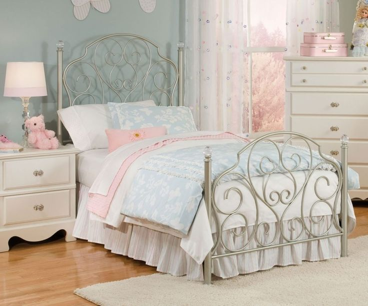 Girl Bed Frame Twin