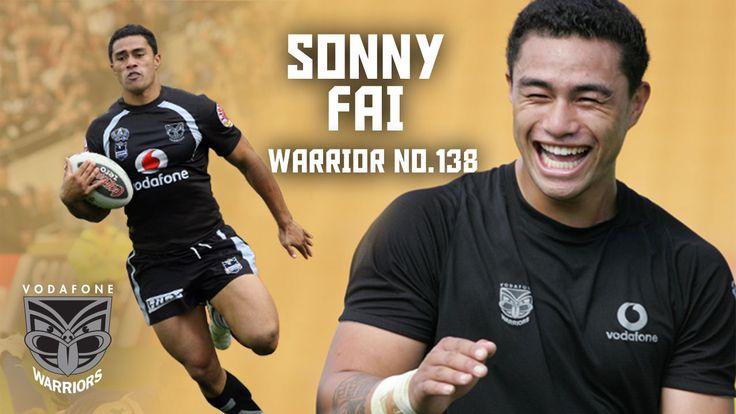 Sonny Fai Warrior No.138