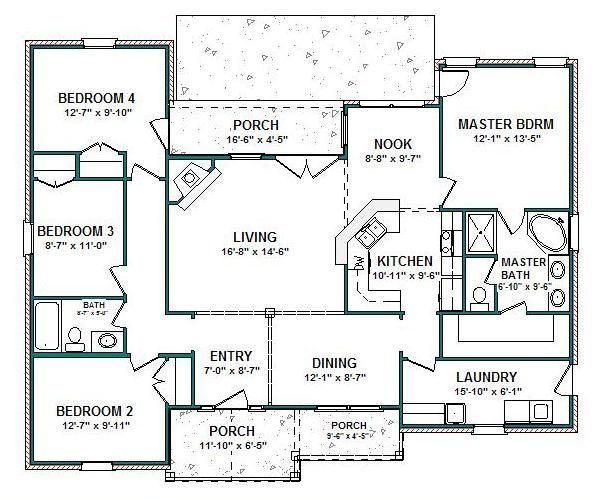 Tek Katlı Müstakil Ev Projeleri - tek katlı ev modelleri - tek ...