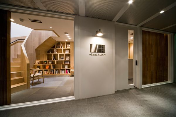 1000 ideas about clinic interior design on pinterest sailor room clinic design and hospital for Dermatology clinic interior design