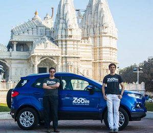 अमेरिकी दोस्तों ने भारत में शुरू की कंपनी, सिर्फ 80 रु. में रेंट पर देते हैं कार