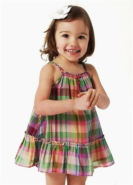 Детские летние платье сарафаны