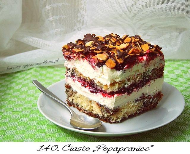ciasto - popapraniec