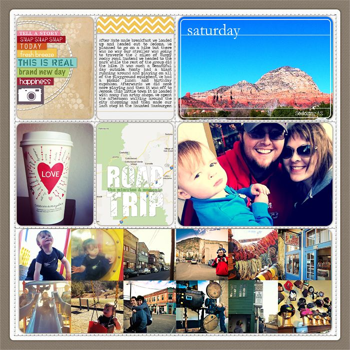 project life gallery: Idea, Projects 365Life, Project Life, Scrapbook Supplies, Life Galleries, Projects Life Travel, Digital Scrapbook, Scrapbook Photo, Roads Trips