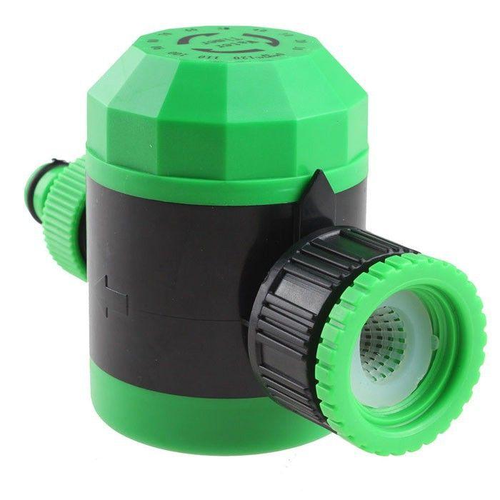 2016 Garden Hose Automatic Mechanical Water Sprinkler Timer 2 Hours 5-120 Minutes Timer Irrigation Controller Timing