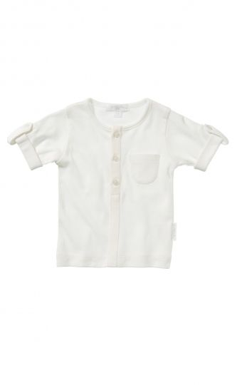 Pure Baby 3/4 Tee with Roll Up Sleeve