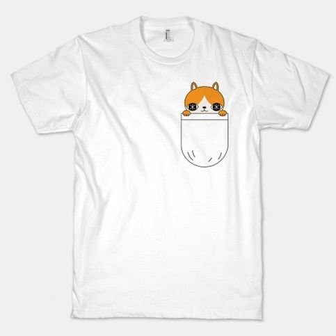 Carry a cute kitty everywhere you go with this shirt! Bring whimsy and magic back into the lives of those who have been crushed by the drudgery of daily life with this adorable cat shirt! This shirt is better than having an actual cat because you won't have to clean out a litter box or endure the...