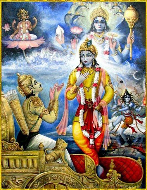 श्रीमद भगवद गीता: दसवाँ अध्याय :विभूतियोग