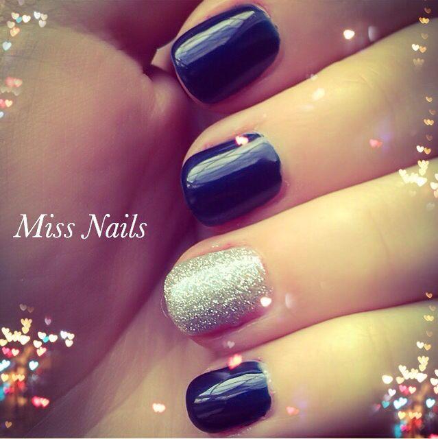 Blu Nail