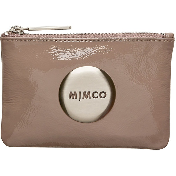 Mimco Mim Pouch ($73) ❤ liked on Polyvore