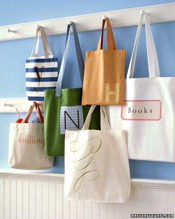 A Brand New Bag - Martha Stewart Crafts