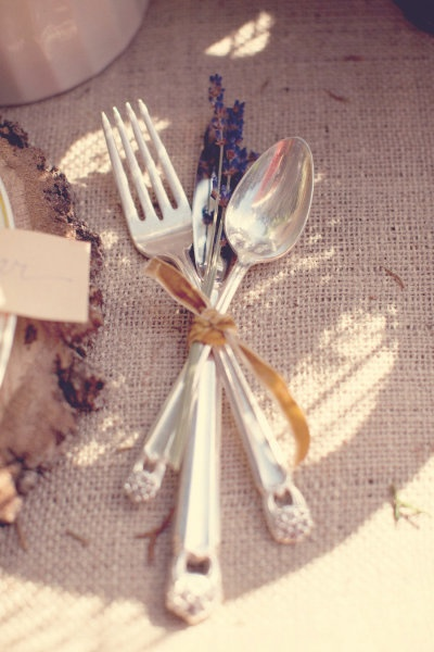 Cutlery - Hill Country Vintage inspired