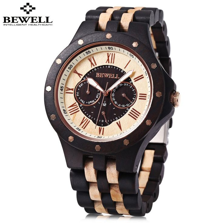 # Discount Prices BEWELL ZS - W116C Male Wooden Quartz Watch Date Day Display Roman Numerals Scale Wristwatch [FJuars8w] Black Friday BEWELL ZS - W116C Male Wooden Quartz Watch Date Day Display Roman Numerals Scale Wristwatch [0Wthuz5] Cyber Monday [H0SE1K]