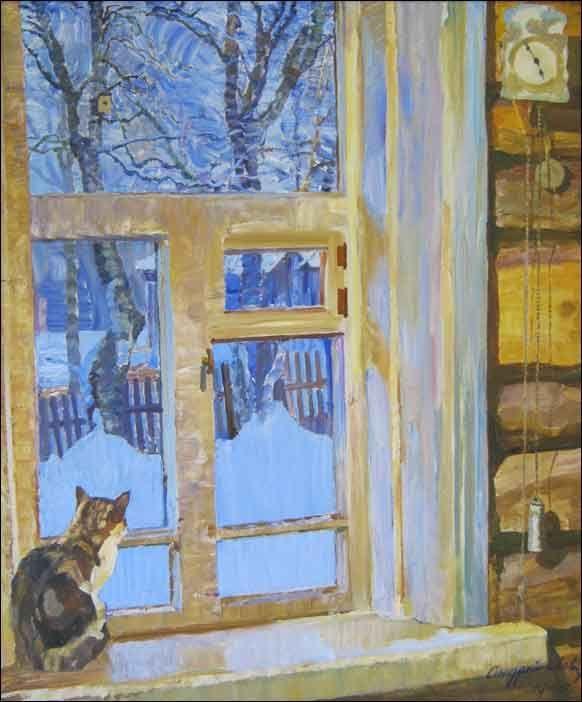 Левитин Андрей Анатольевич. 'Сумерки' 2004 г.Andrei Levitin - Twilights