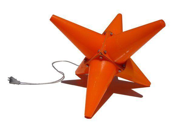Orange Traffic Cone Lamp Make Diy Design Cones Cone