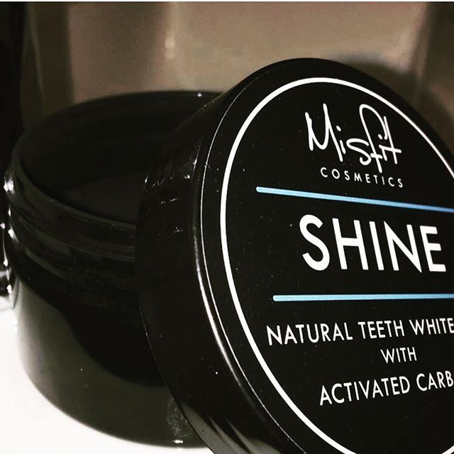 Misfit Cosmetics have Blackhead Removal Cream and powerful peel off Extraction Paste, as well as activated carbon teeth whitening.