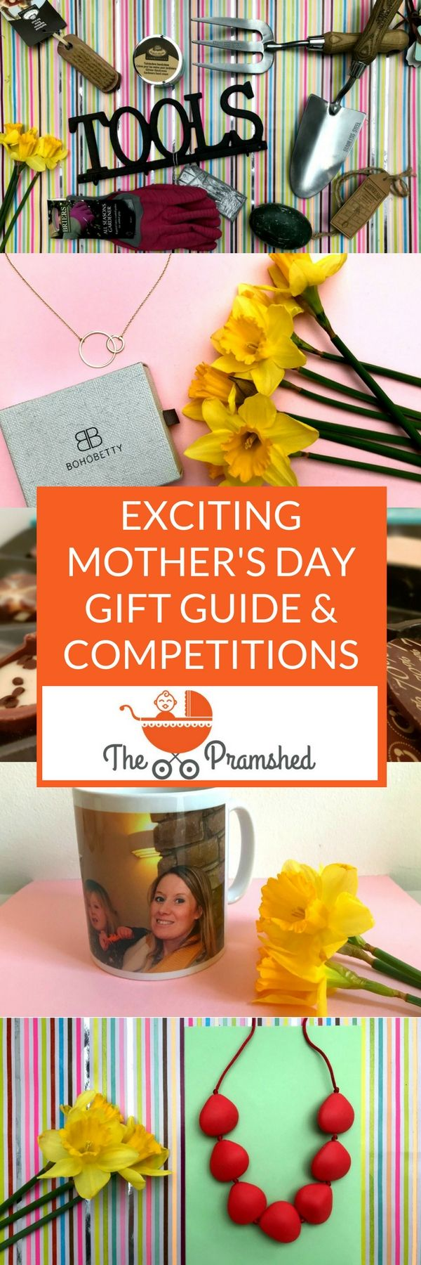 Mother's Day Gift Guide 2018 and Competitions featuring gorgeous brands #mothersday #motherdaygifts #mummy #mother #gifts #presents #mum #love #handmade #madewithlove #mothersdaypresents