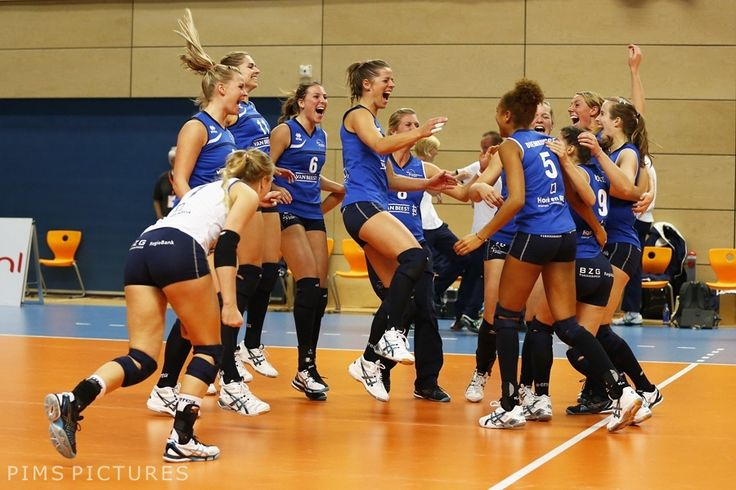 Sliedrecht Sport - VV Alterno (3-2) Supercup 2013   Foto PimsPictures.nl   #volleybal #volleyball #nevobo #supercup #eredivisie #delaeredivisie