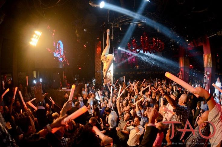 If you're in Las Vegas, come to TAO Nightclub!