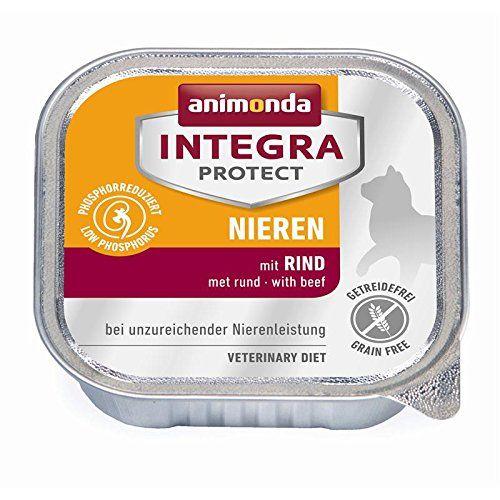 Aus der Kategorie Animonda  gibt es, zum Preis von EUR 17,99  Diätalleinfuttermittel für Katzen zur Unterstützung der Nierenfunktion bei chronischer Niereninsuffizenz