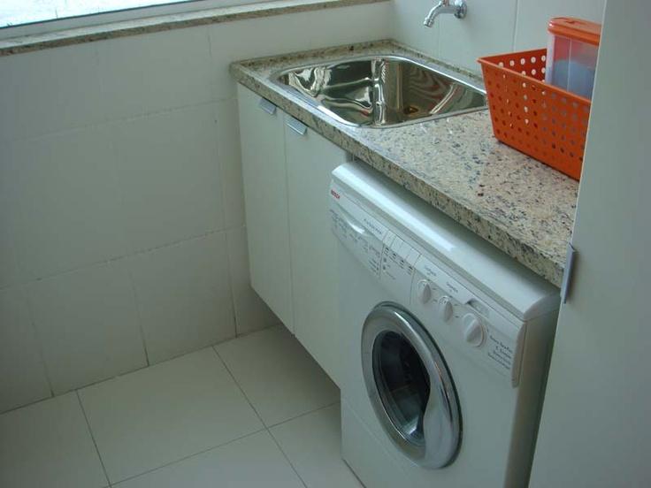 Planejando a lavanderia