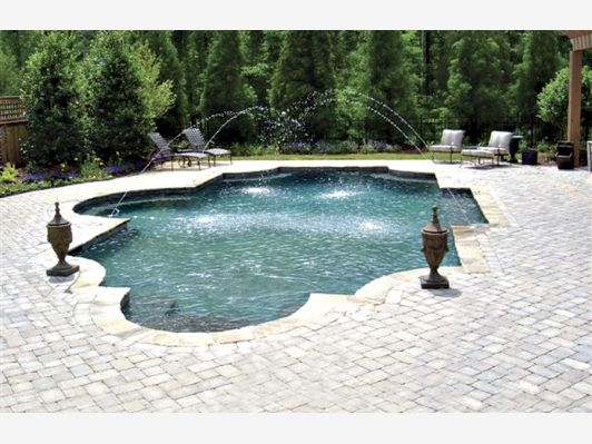 Roman grecian pool home and garden design idea 39 s for What is a grecian pool
