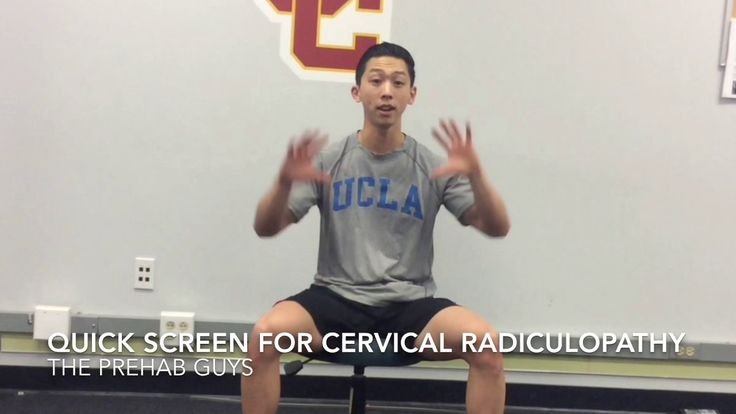 Do You Have Cervical Radiculopathy - The Wainner Cluster