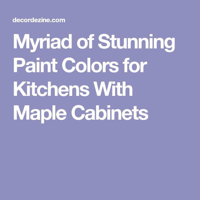 Best 25 Maple Kitchen Cabinets Ideas On Pinterest: Best 25+ Maple Cabinets Ideas On Pinterest