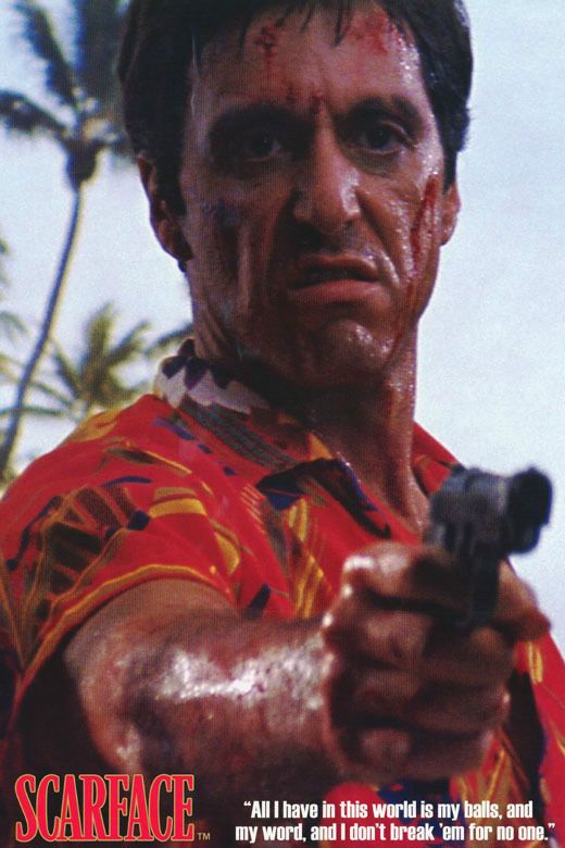 scarface 1983 articles essays Scarface scarface is a movie about an immigrant who comes to  i will be basing my discussion on the 1983 film scarface directed by  popular essays.
