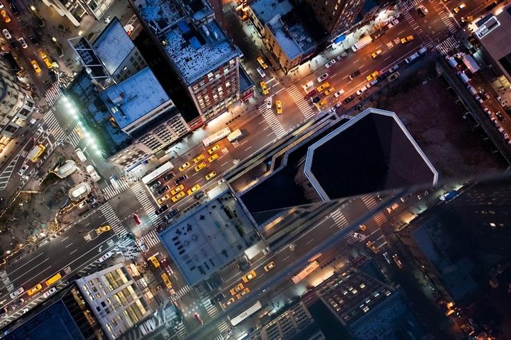 City Night (Photo Navid Baraty)