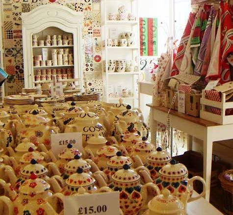 Emma Bridgewater Sale....wish i could have been there....