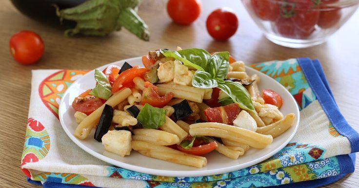 Si può preparare in largo anticipo ottima ricetta estiva da gustare anche in spiaggia, vedrete provatela andrà a ruba!!