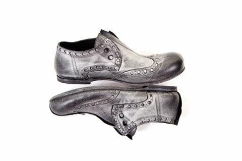 Silver Chic Footwear