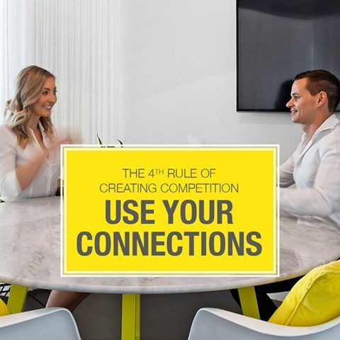We use connections right across our network to help you get a higher price for your property.#Competitioncreators #RayWhite #RayWhiteNZ