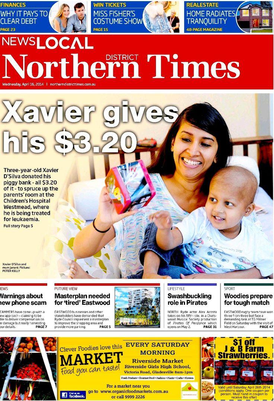 Northern District Times April 2014