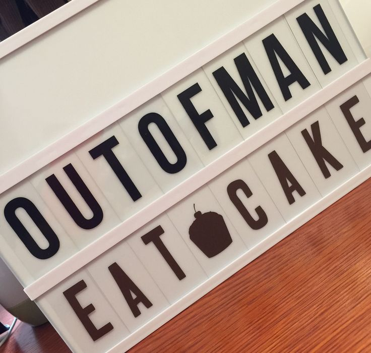Don't buy. Make your own lightbox letters in any font you fancy! Easiest tutorial ever