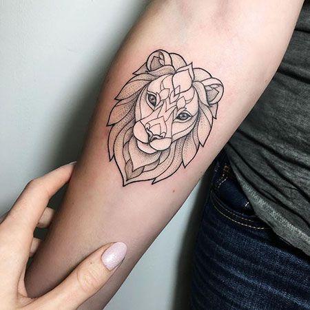 Tattoo Tattoos Lion T