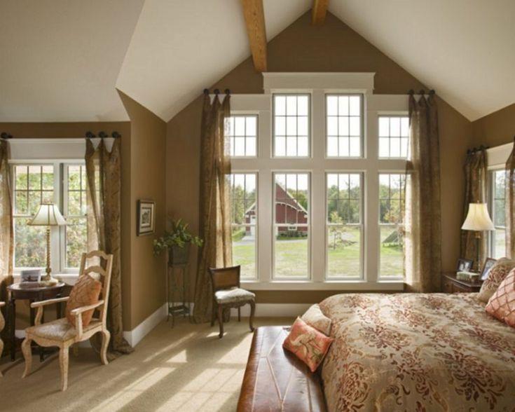 Best 25+ Vaulted ceiling bedroom ideas on Pinterest ...