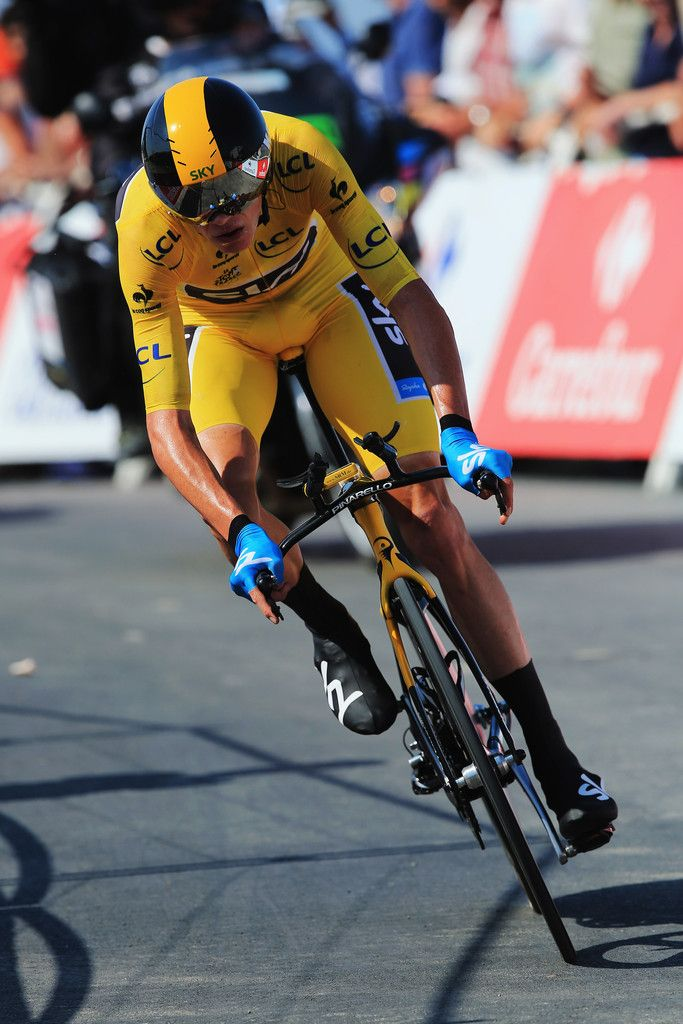 Chris Froome - Tour de France 2013