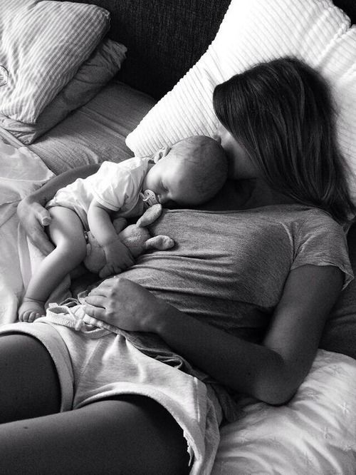 Snuggle Time.