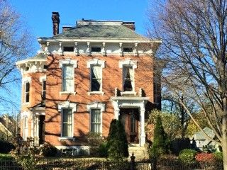 This 4200 square foot Italianate master piece, originally built for Fielding Gaar in 1883, is truly one of a kind. This home features 5 bedrooms, 2 ½ baths, with 7 gas fireplaces. One of Richmond's finest examples of early estate living this home has many original characters like inlaid hardwood floors, crown molding, built ins, medallions and chandeliers. The hot water furnace has been upgraded to high efficiency and the insulation in the ceilings has been redone to reduce the cost of…