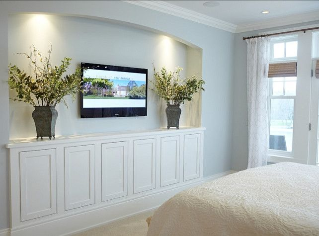 :: Havens South Designs :: loves the extra storage in a narrow area of the bedroom