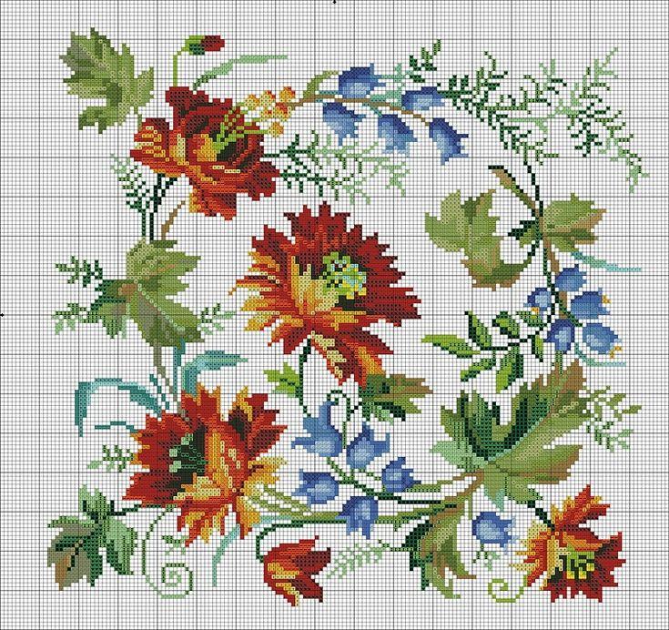 Beautiful x stitch
