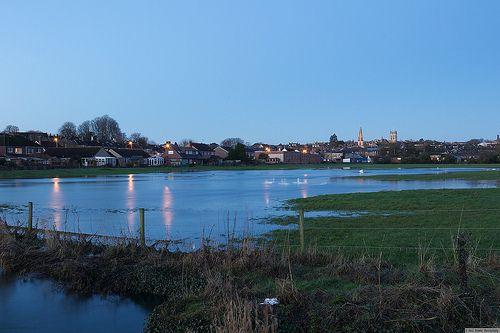 Dorchester Floods 2014