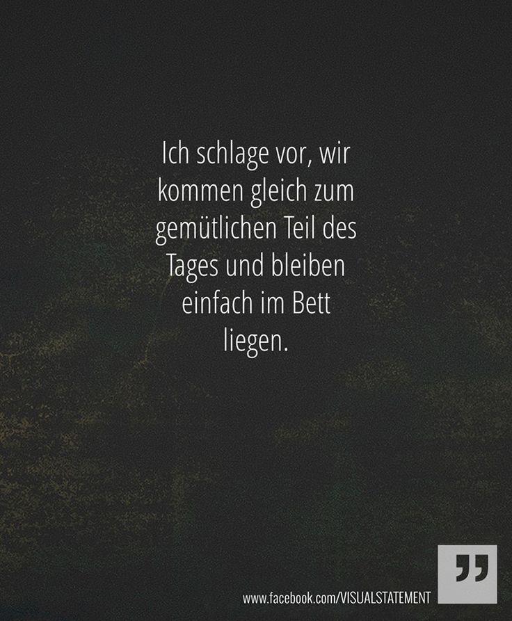Gähn! ;)