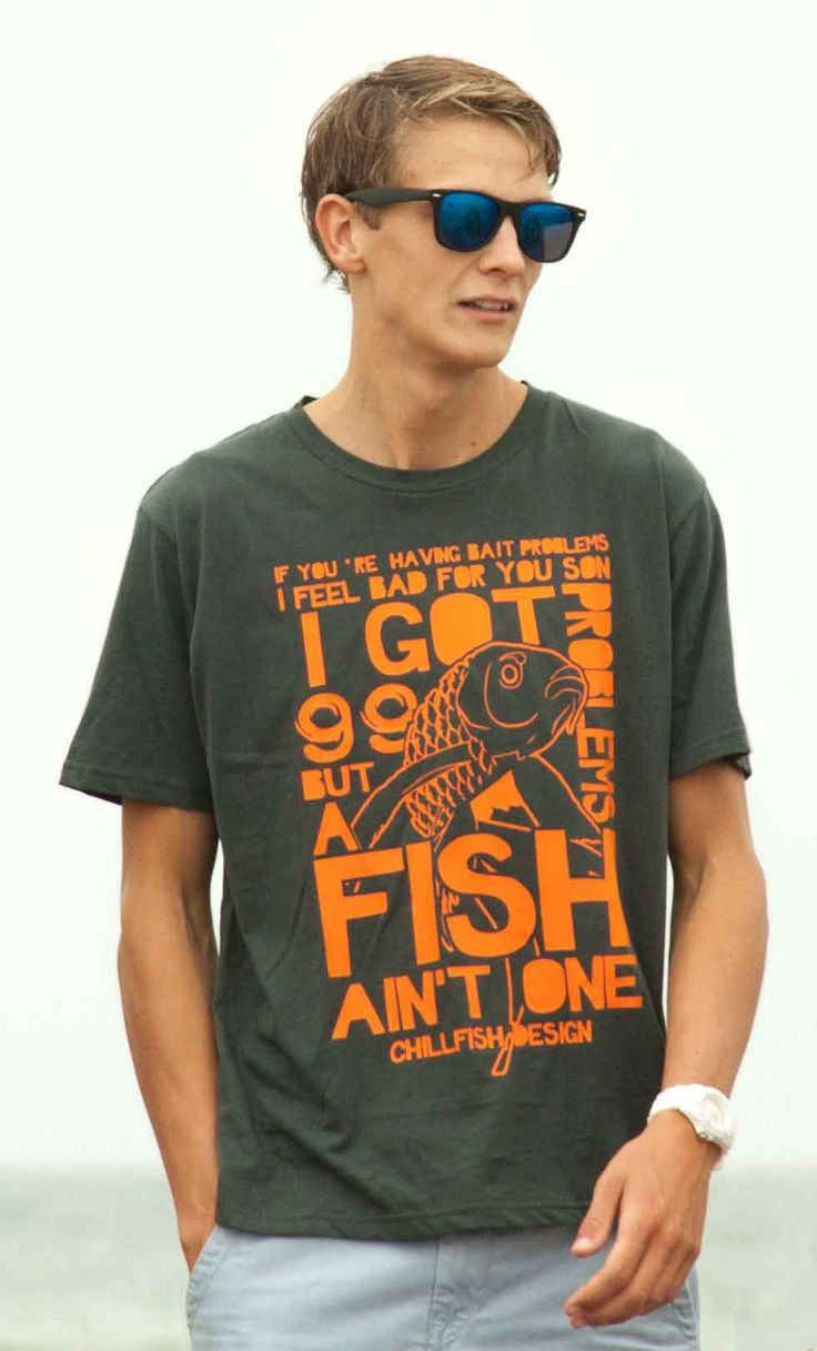 The ChillFish Design 09-14 collection! T-shirts available at https://chillfishdesign.com/shop/ !!!