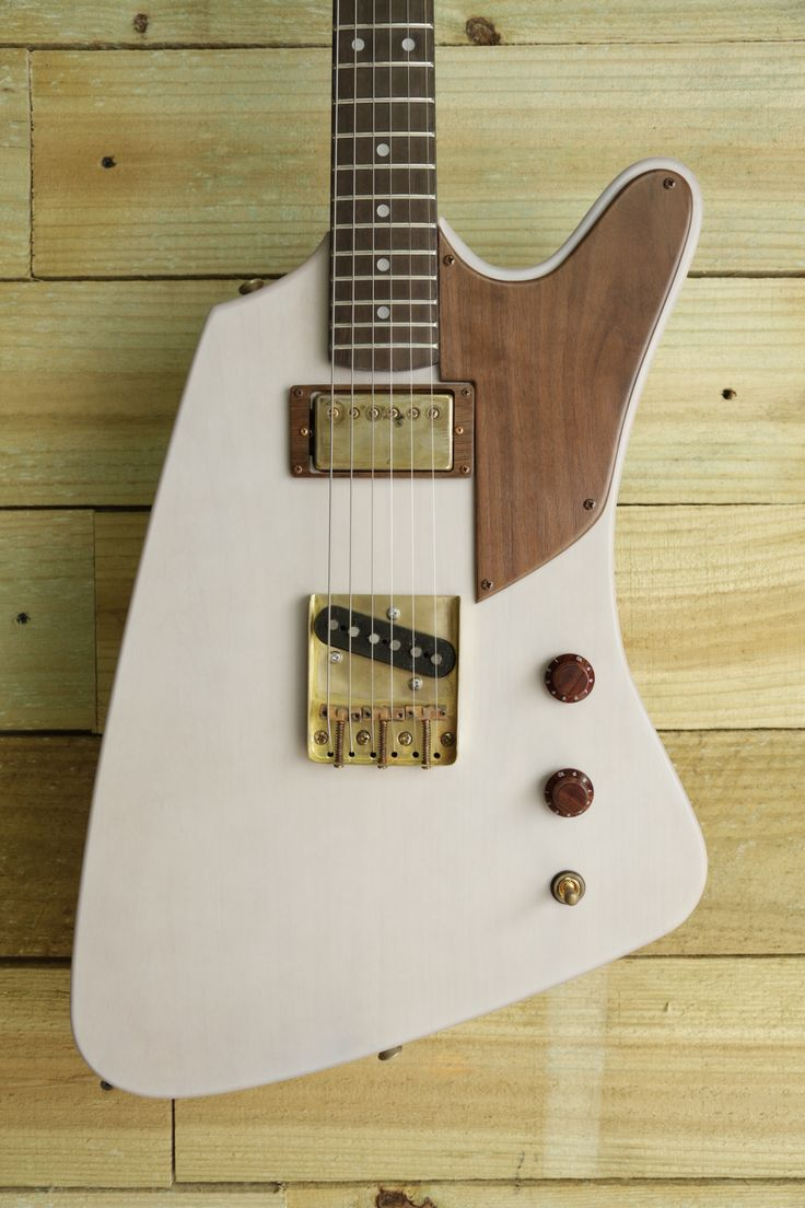 The Tejas is one of three new customizable guitar shapes from Moniker Guitars. Available in our TX BBQ Series design for a limited time through Kickstarter - http://kck.st/1G8x1MP